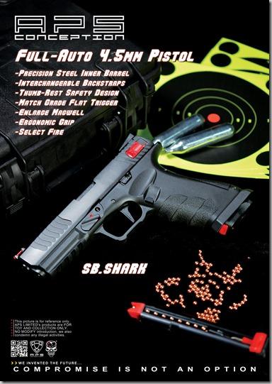 SB.SHARK poster