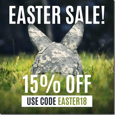 Easter Sale 2018 Instagram