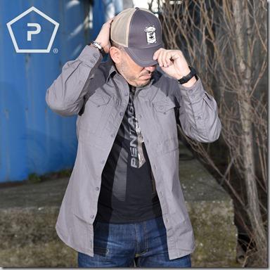 Pentagon Chase Tactical Shirt insta