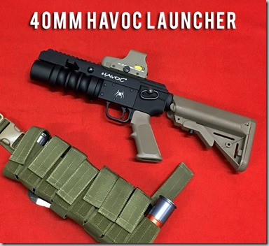 Havoc Launcher 1