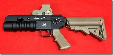 Havoc Launcher 3
