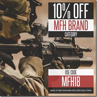 MFH Sale 2018 Instagram