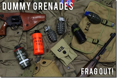 Dummy Grenades Image 1