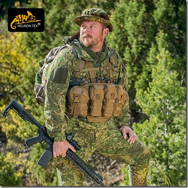 Helikon Guardian Chest Rig insta