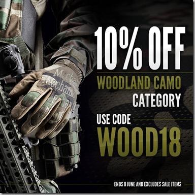 Woodland Sale 2018 Instagram