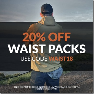 Waist Packs Sale 2018 Instgram