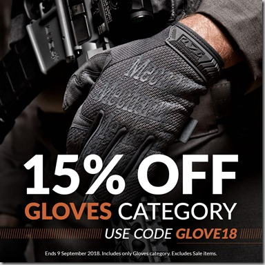 Gloves Sale 2018 Instagram