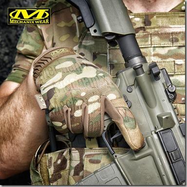 Mechanix Wear The Original Gloves MultiCam insta