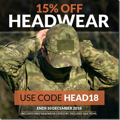 Headwear Sale 2018 Instagram
