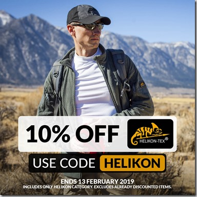 Helikon Sale 2019 Instagram