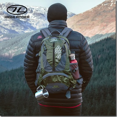 Highlander Summit 25L Backpack insta