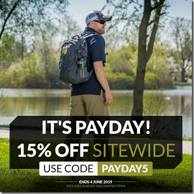 Payday Sale 2019 Instagram