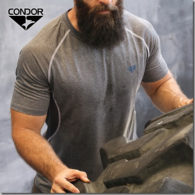 Condor Blitz Performance T-shirt insta
