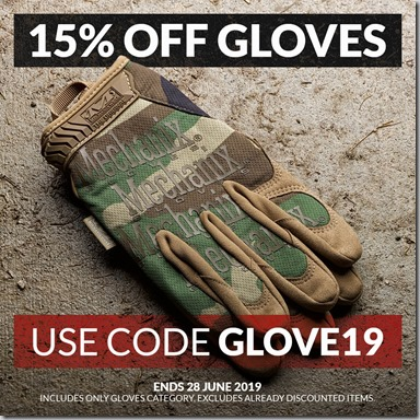 Gloves Sale 2019 Instagram