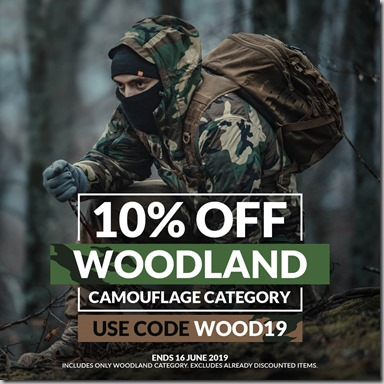 Woodland Sale 2019 Instagram