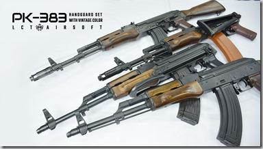 LCKM Handguard Set-8