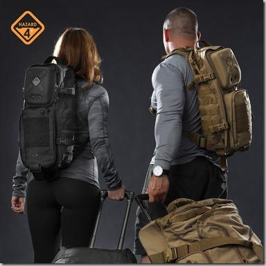 Hazard 4 Plan-C Dual Strap Evac Pack insta