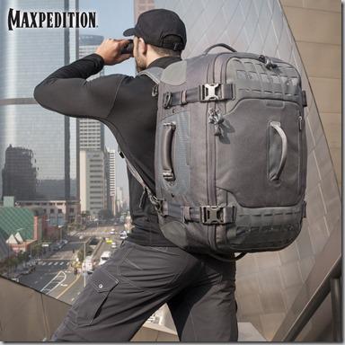 Maxpedition Ironcloud Adventure Travel Bag insta