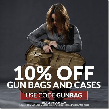 Gun Bags Sale 2020 Instagram