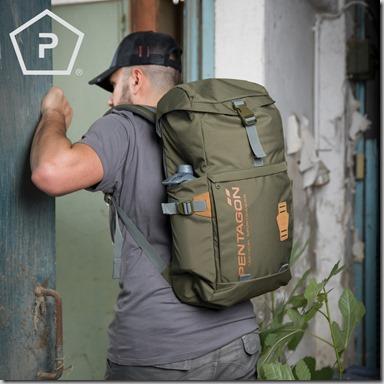 Pentagon Akme Bag insta