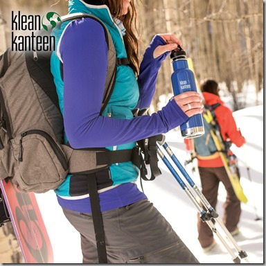 Klean Kanteen 592ml Classic Insulated Bottle Loop Cap insta
