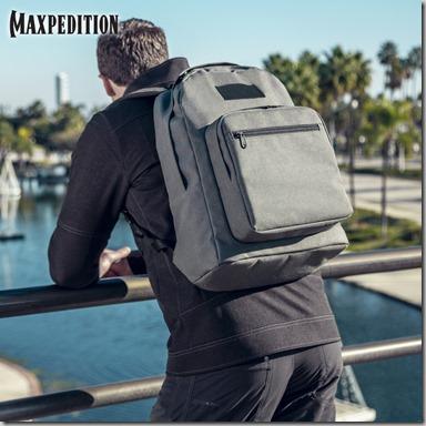 Maxpedition Prepared Citizen Classic V20 Backpack insta