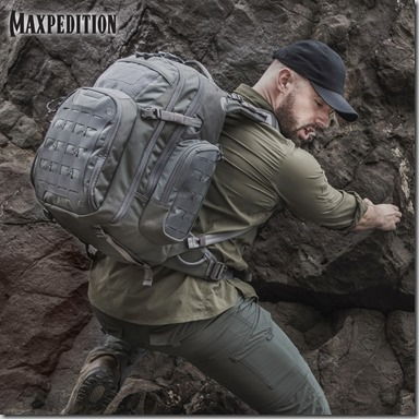 Maxpedition Tiburon Backpack insta