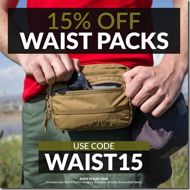 Waist Packs Sale 2020 Instagram