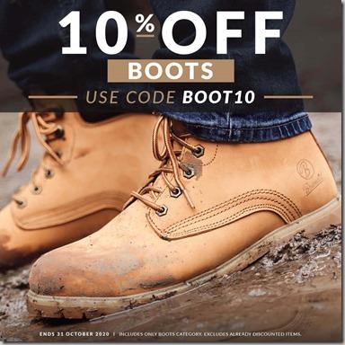Boots Sale 2020 Instagram
