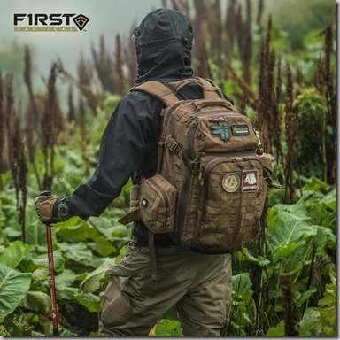 First Tactical Tactix 1-Day Plus Backpack insta