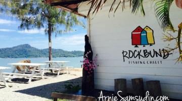 RockBund Fishing Chalet Lumut Untuk Pemancing Tegar