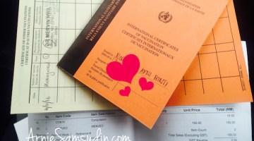 4 Dokumen Wajib Ada Untuk Mohon Visa Umrah Suami Isteri