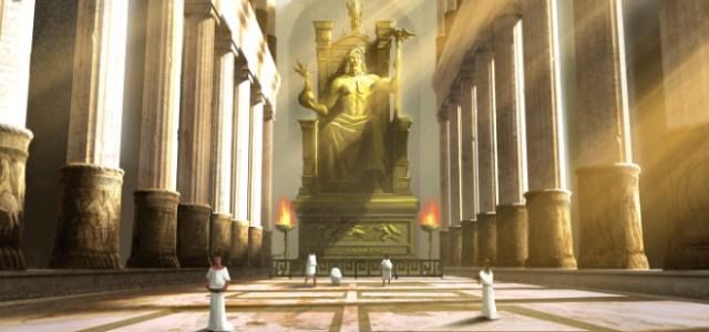 Zeus - o Pai dos deuses e dos homens.