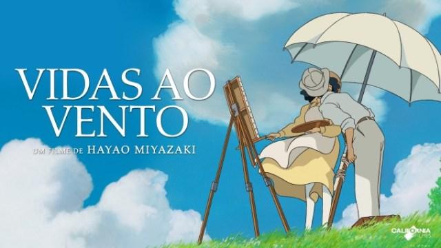 A incrível beleza do desenho: Vidas ao Vento ( de Hayao Miyazaki)