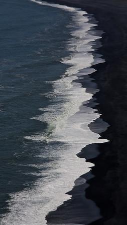 Garðar Beach, Vík í Mýrdal, Island