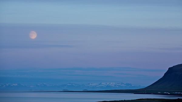 Midsommar in Island, Westfjorde