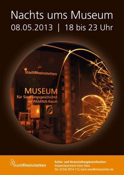 Nachts ums Museum - 08. Mai 2013 - Rheinstetten Neuburgweier