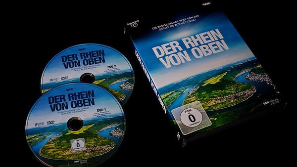 DVD - Der Rhein von oben