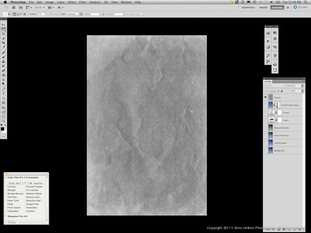 Step 7 - Texture Sheet