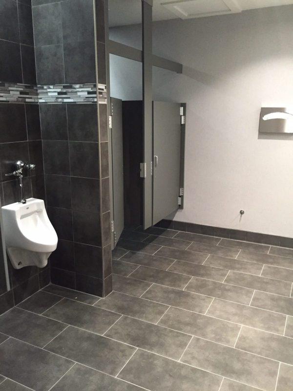 Commercial Bathroom Tile Design