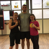 <h5>Boxfit Best Training by Arnold Boxfit 4133 Pratteln</h5><p>Trainer: Therese Vogt, Arnold Gjergjaj, Roswita Cahannes																																																																																																																																																																																																																																																																																																	</p>