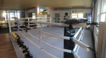 <h5>Wettkampf Boxring</h5><p></p>
