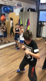 <h5>Boxtraining für Kids von 9 – 12 Jahre</h5><p></p>