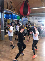 <h5>Boxfit Best Training by Arnold Boxfit 4133 Pratteln</h5>