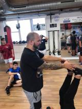 <h5>Jugend Box Training mit Pedro Martinez</h5>