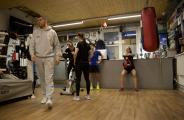<h5>Ergänzungsfach Sport by Adi Marbacher (Gym Muttenz)</h5><p>Konditionstraining: Das Gym Muttenz vor den Weihnachtsferien 2019 zum Gruppentraining im Arnold Boxfit. Nebst Konditionstraining standen Lernen, Schwitzen und Lachen auf dem Programm.</p>