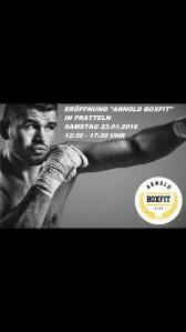BOXFIT Session in Arnold BoxFit Pratteln