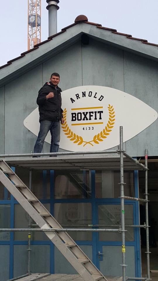 Boxgym Arnold Boxfit Pratteln