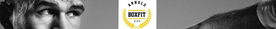 """Arnold """"The Cobra"""" Gjergja's BOXFIT PRATTELN"""