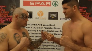 Fight 27: 27.02.2015 - vs. Zoltan Csala